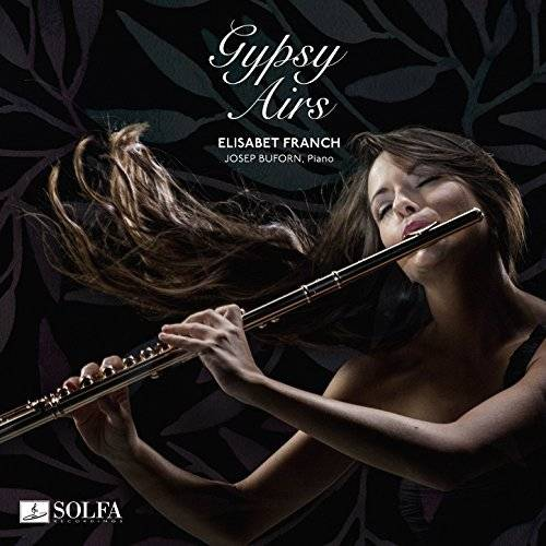 Gypsy Airs, CD Cover